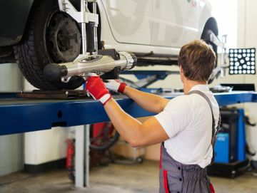 Car Tyre Services